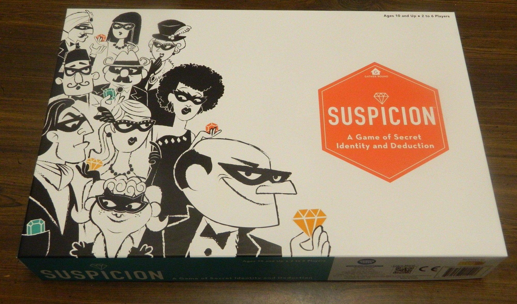Box for Suspicion