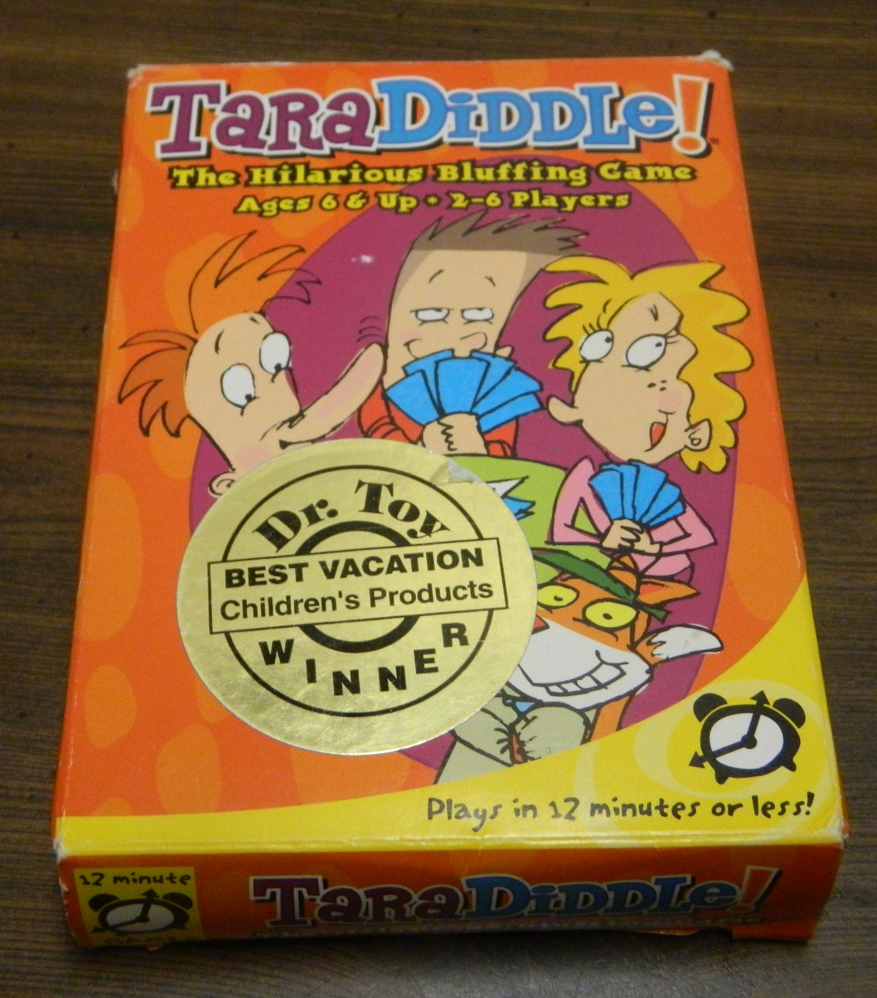 Box for TaraDiddle! Box