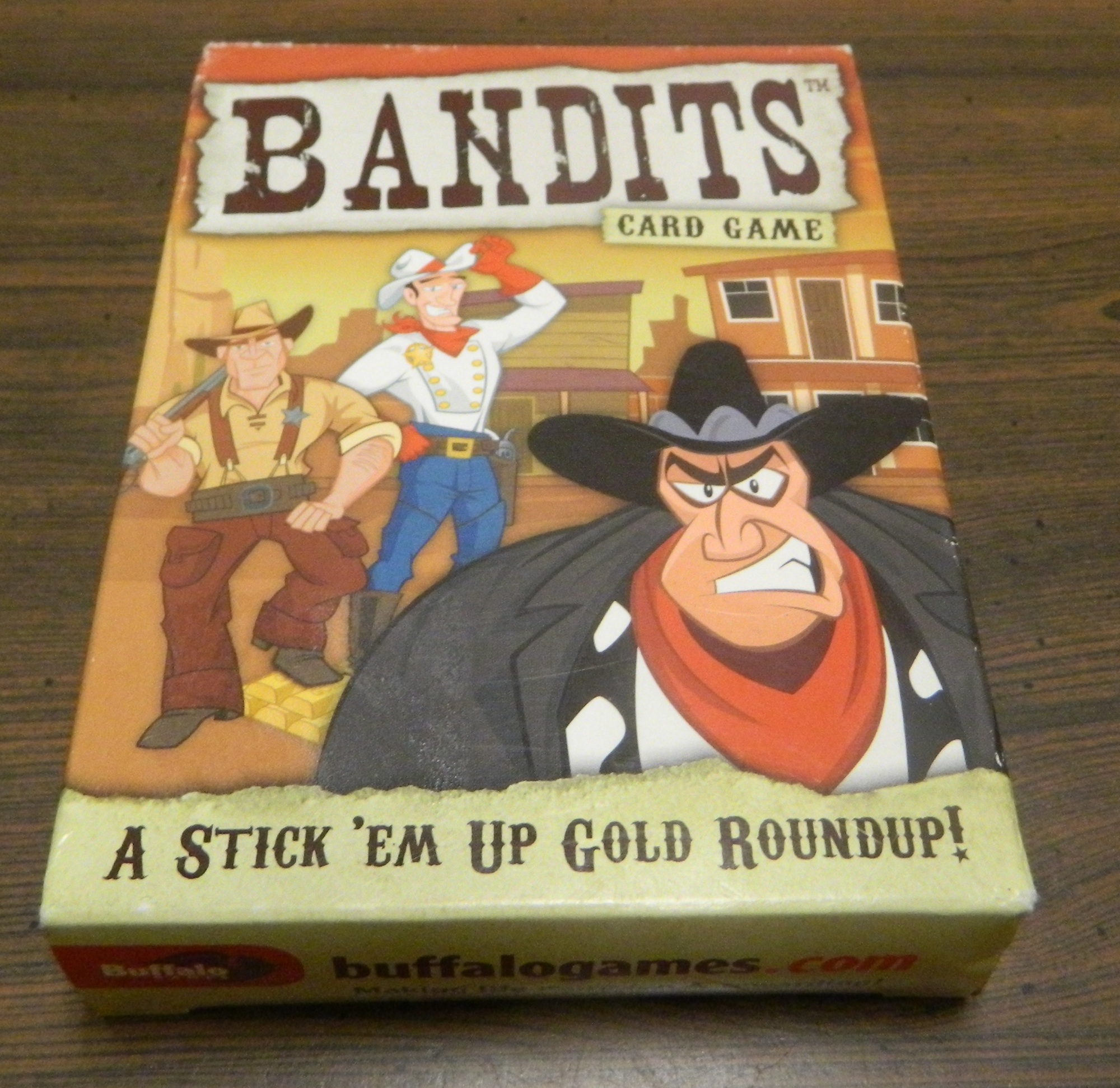 Box for Bandits
