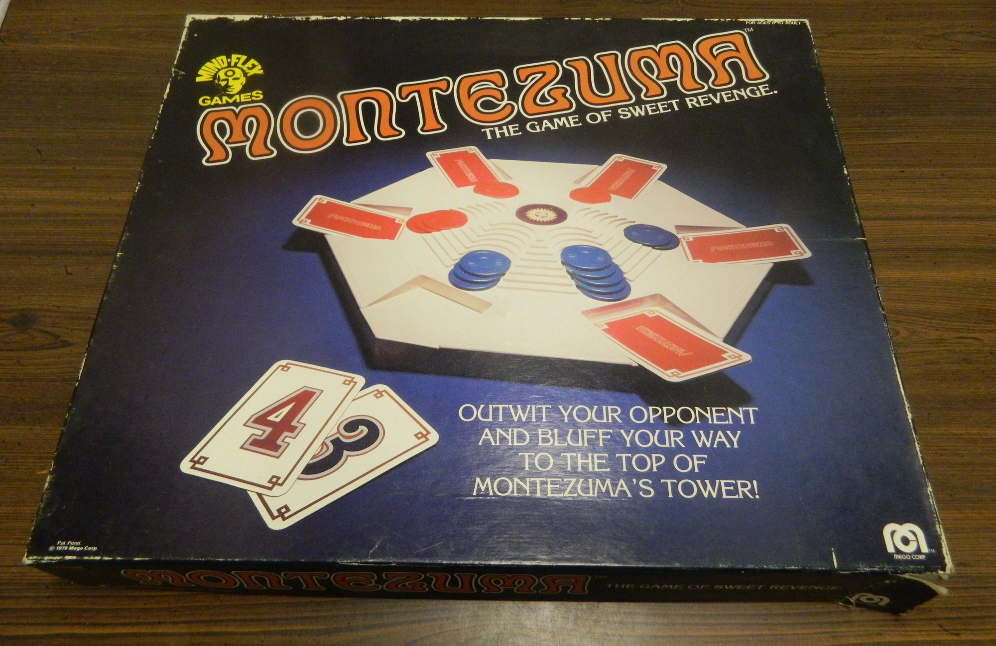 Box for Montezuma