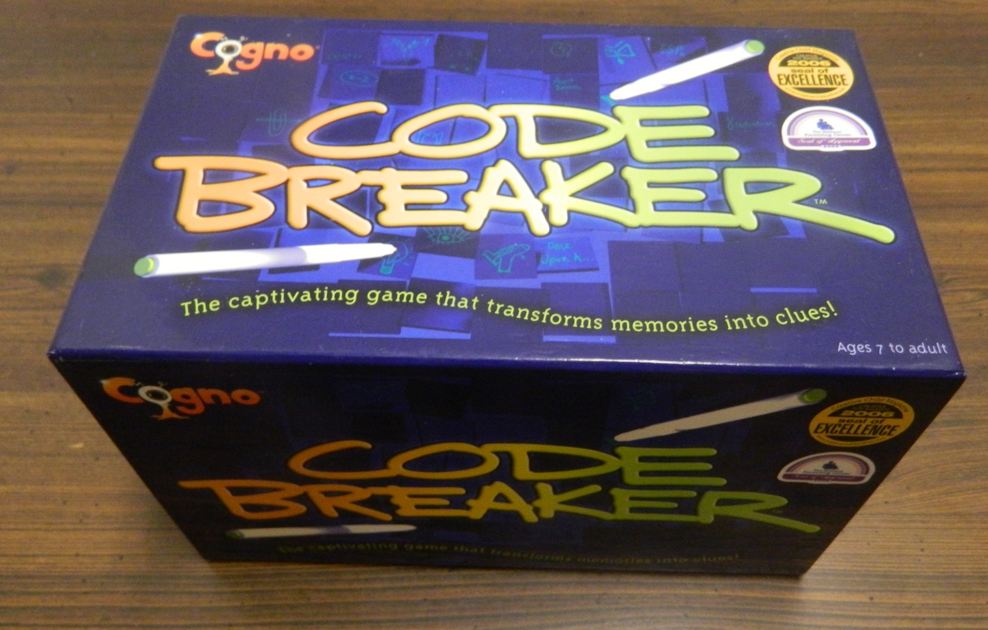 Box for Codebreaker