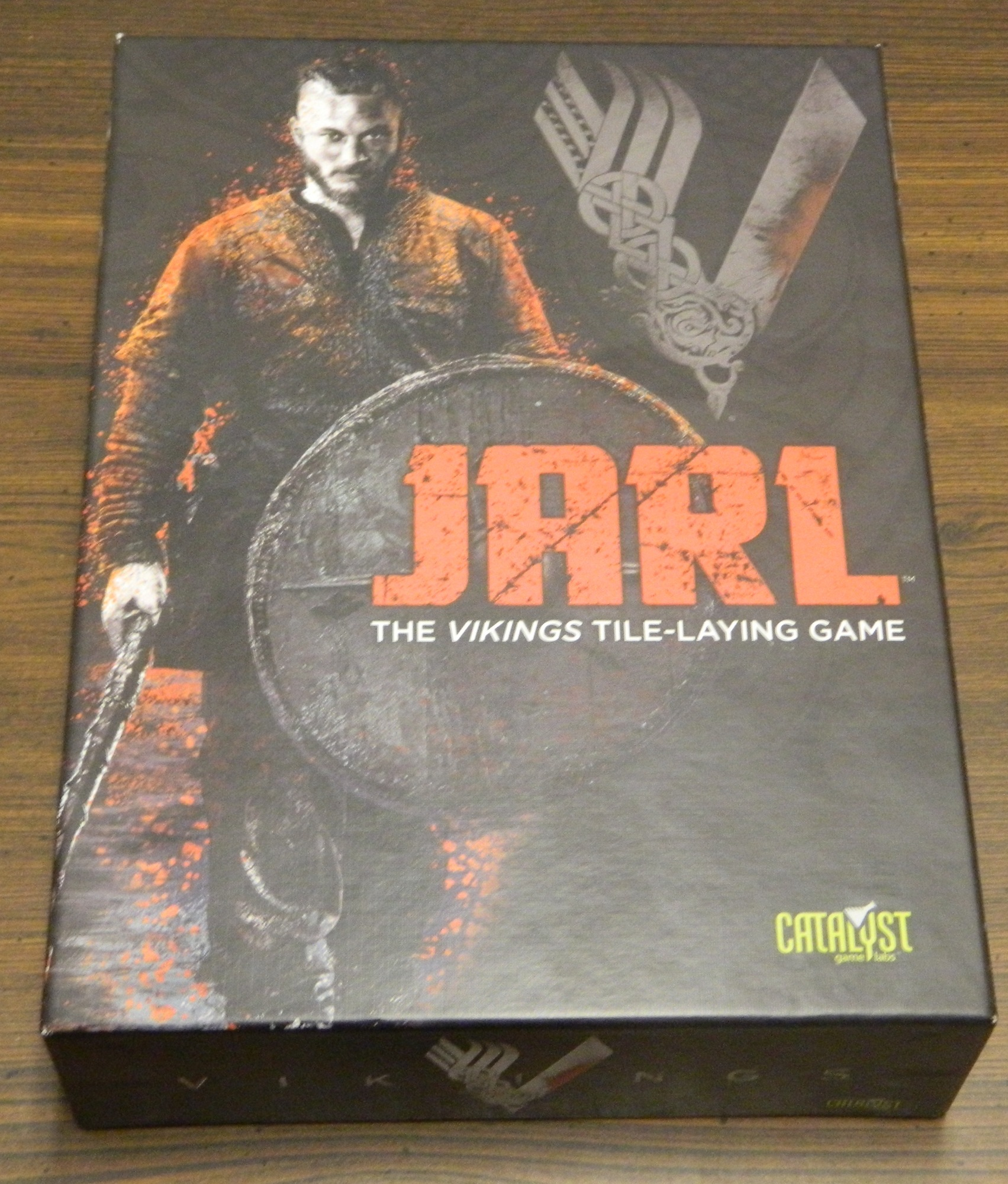 Box for Jarl