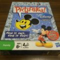 Box for Pictureka! Disney Edition