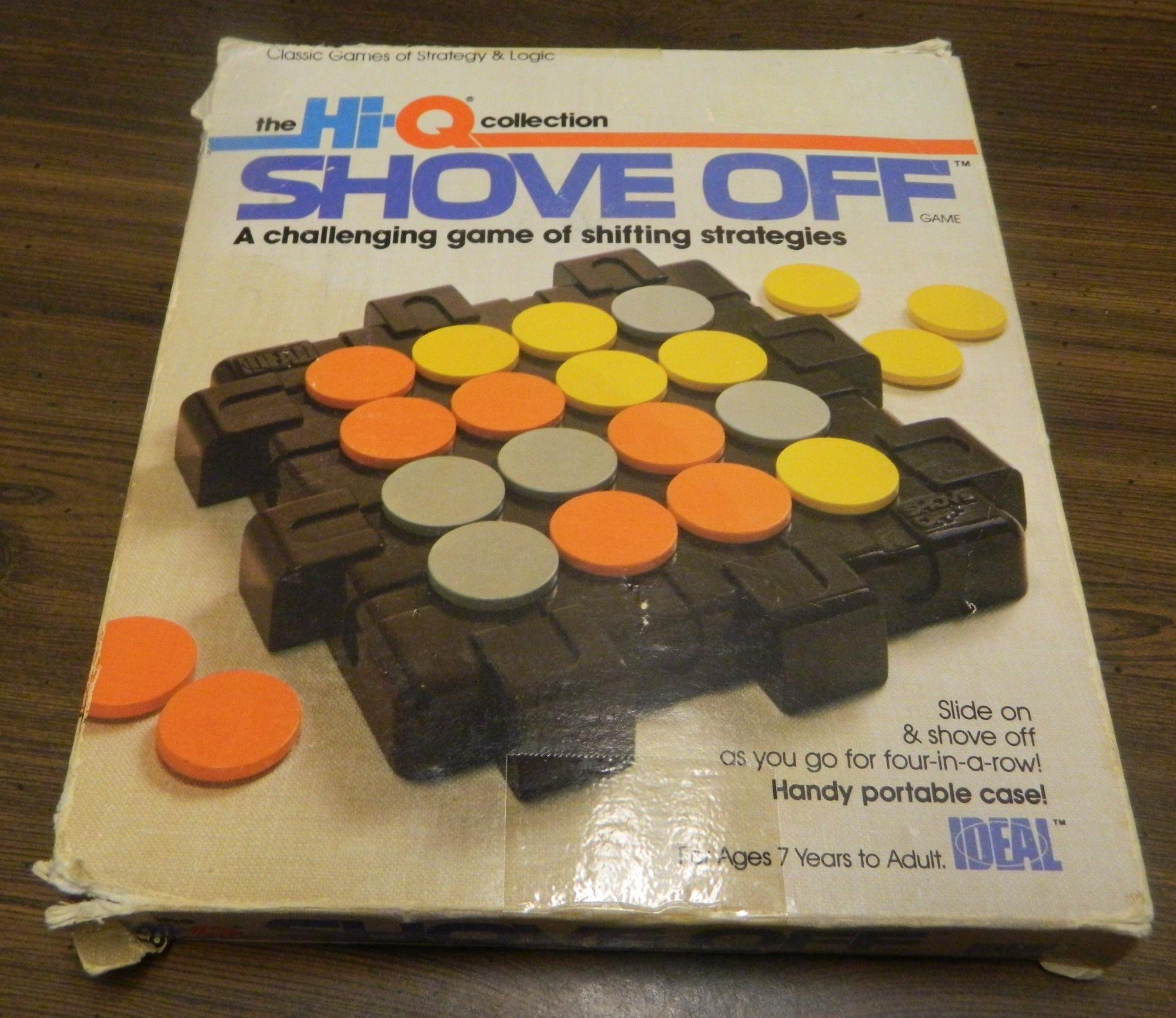 Box for Shove Off