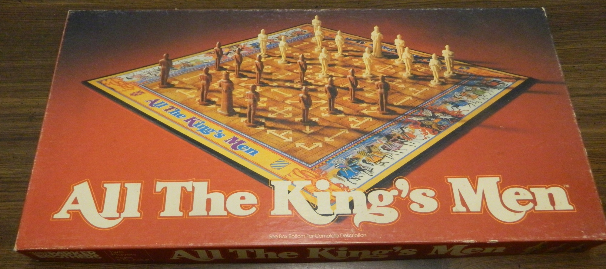 Box for All the King's Men
