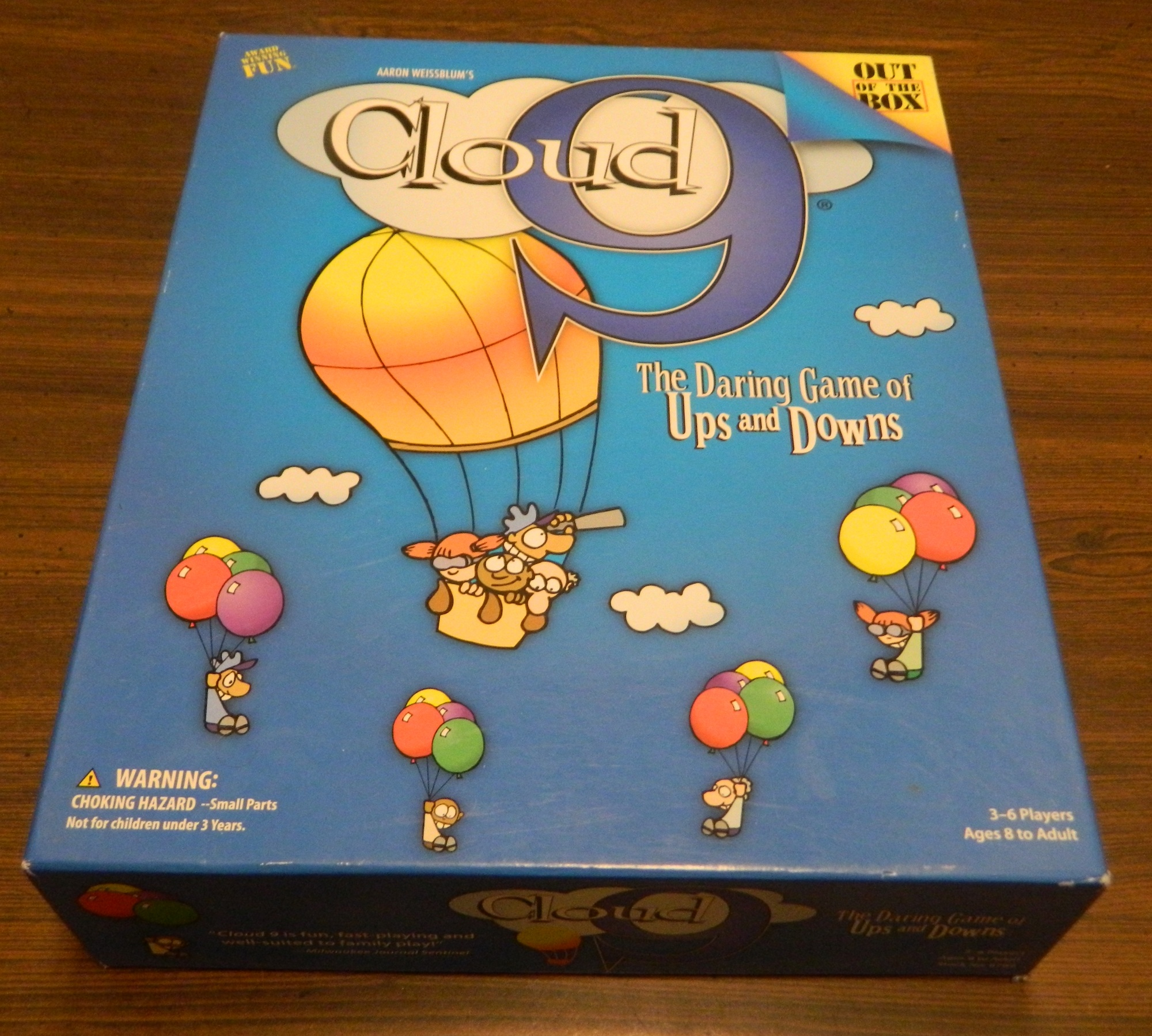Box for Cloud 9