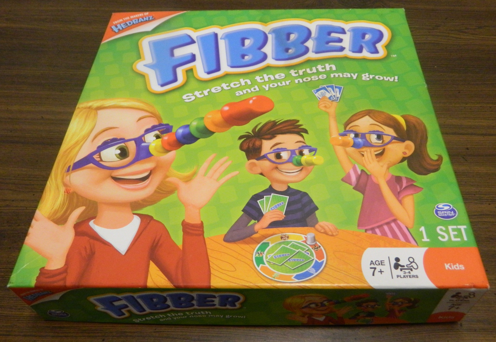 Box for Fibber