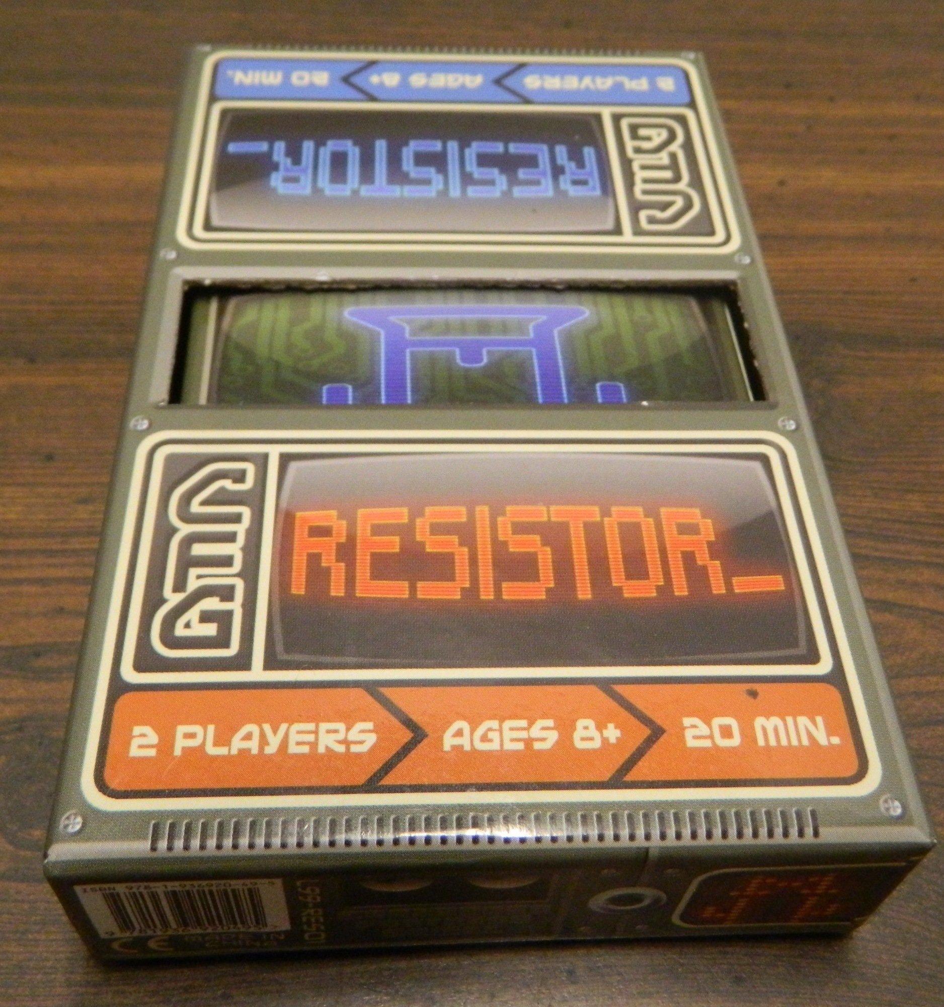 Box for RESISTOR_
