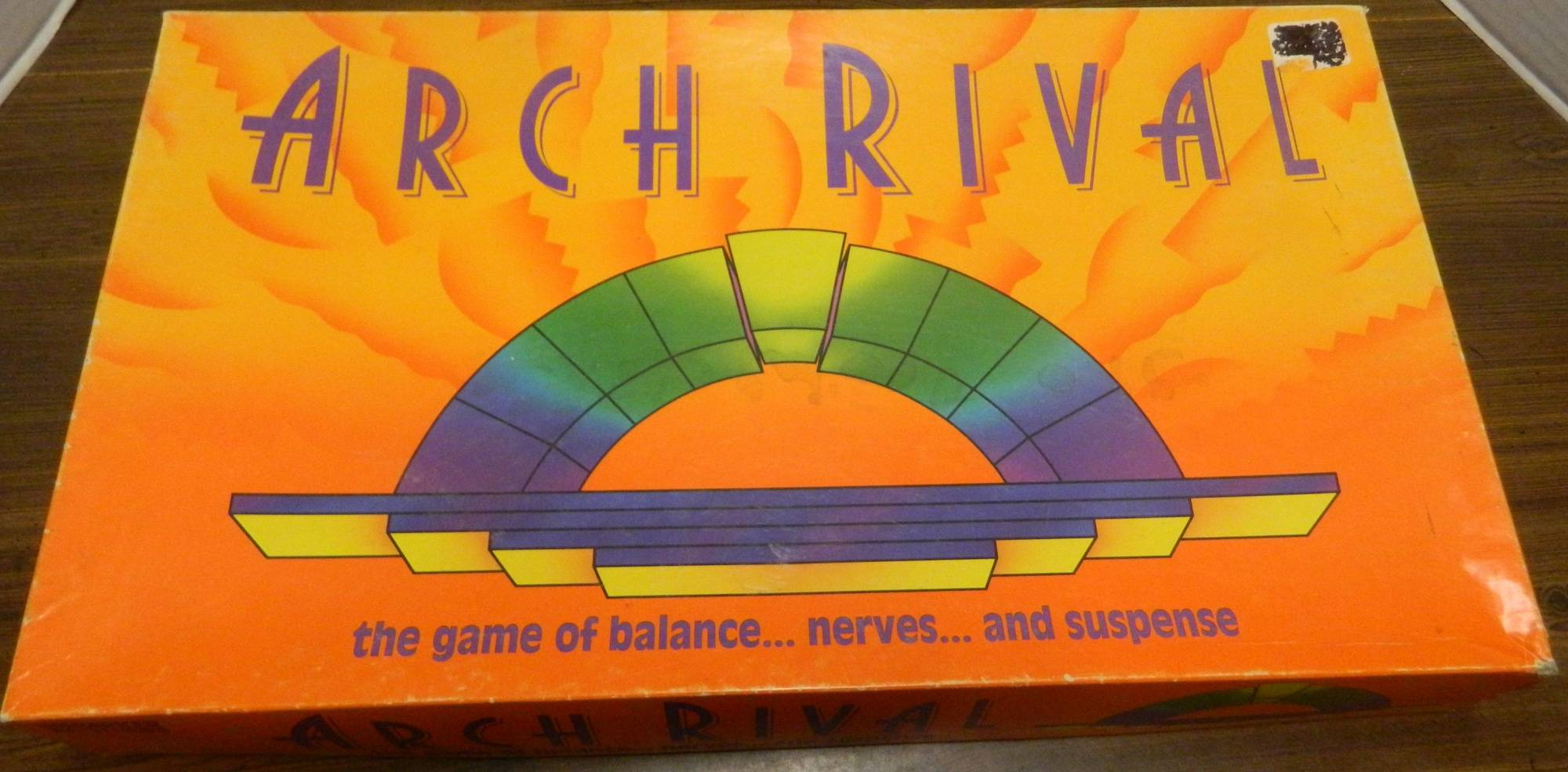 Box for Arch Rival