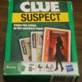 Box for Clue Suspect