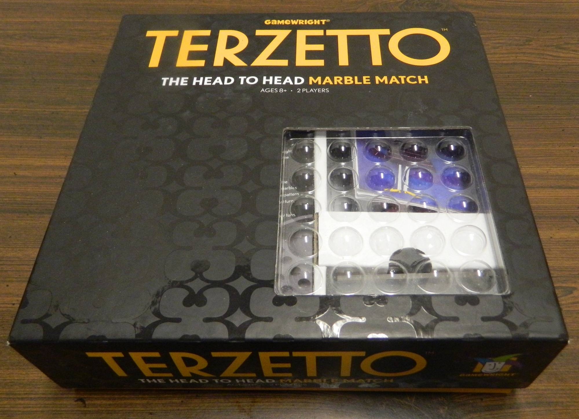 Box for Terzetto