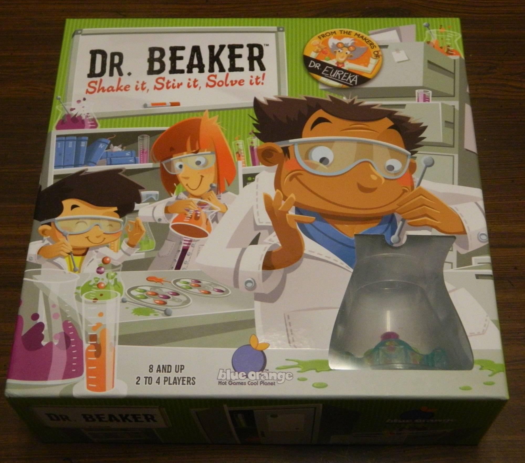 Box for Dr. Beaker
