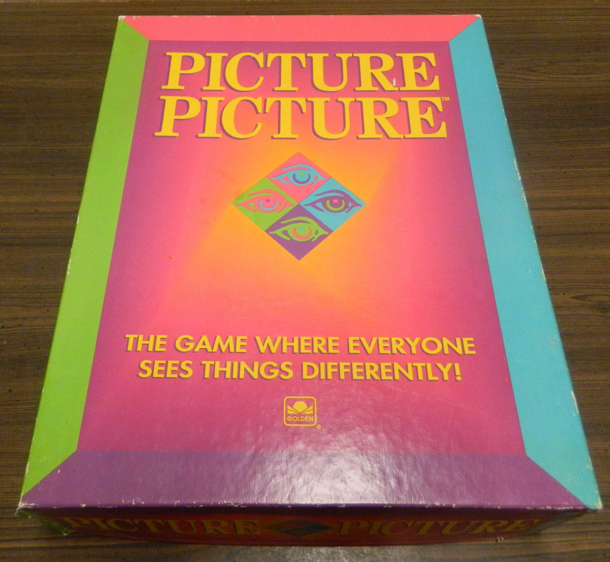 Box for Picture Picture