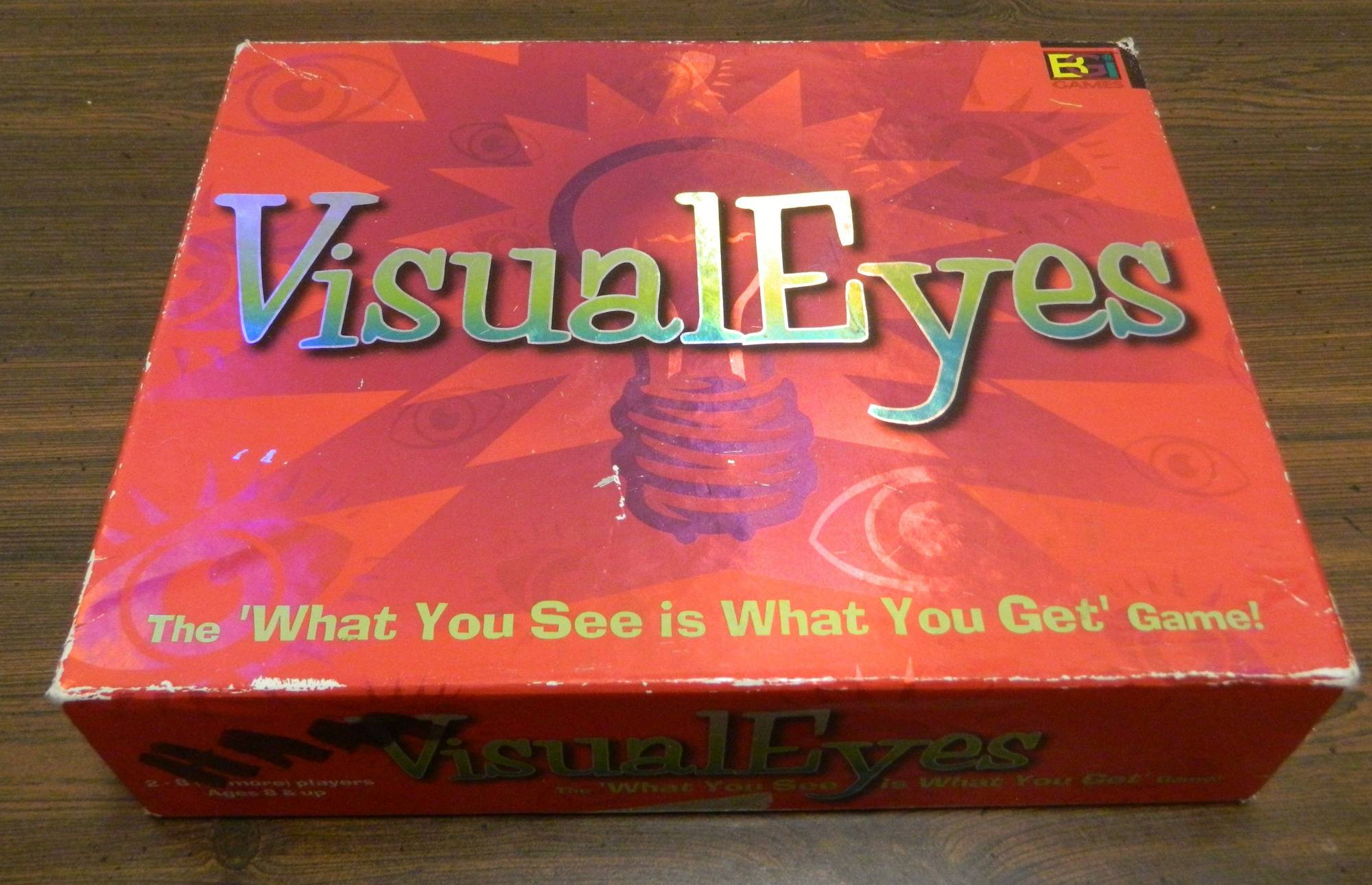 Box for VisualEyes