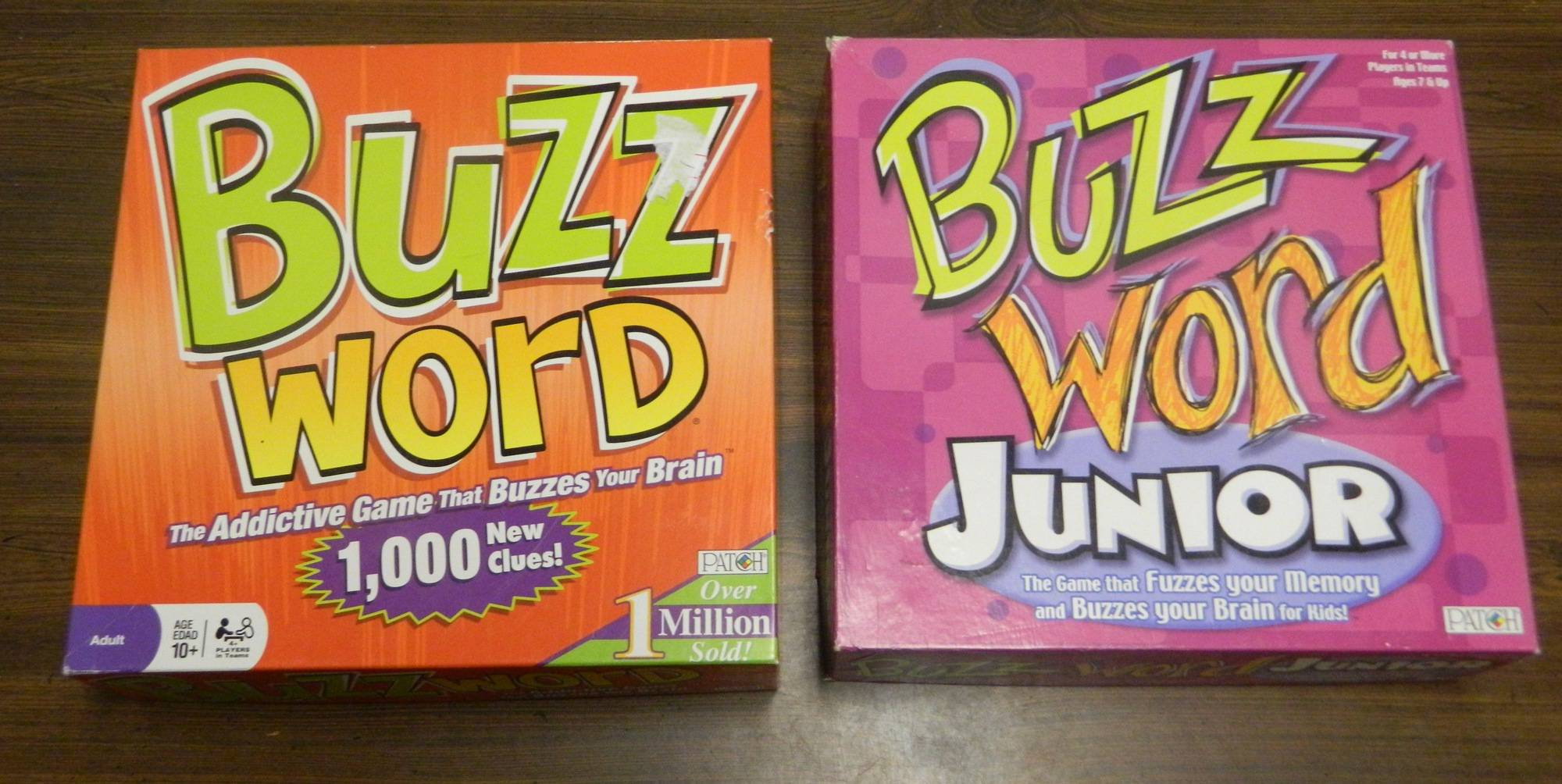 Buzzword Boxes