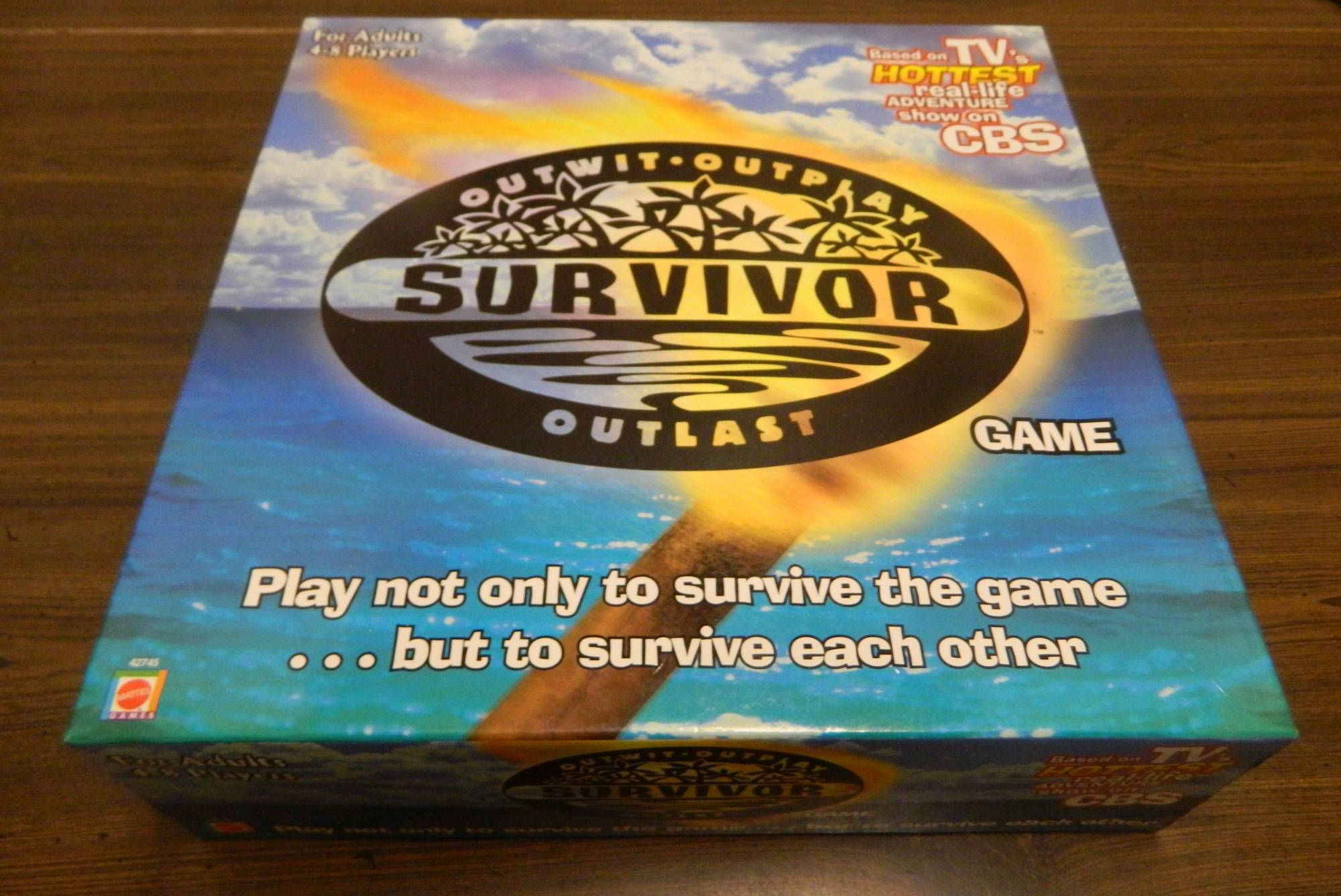 Box for Survivor