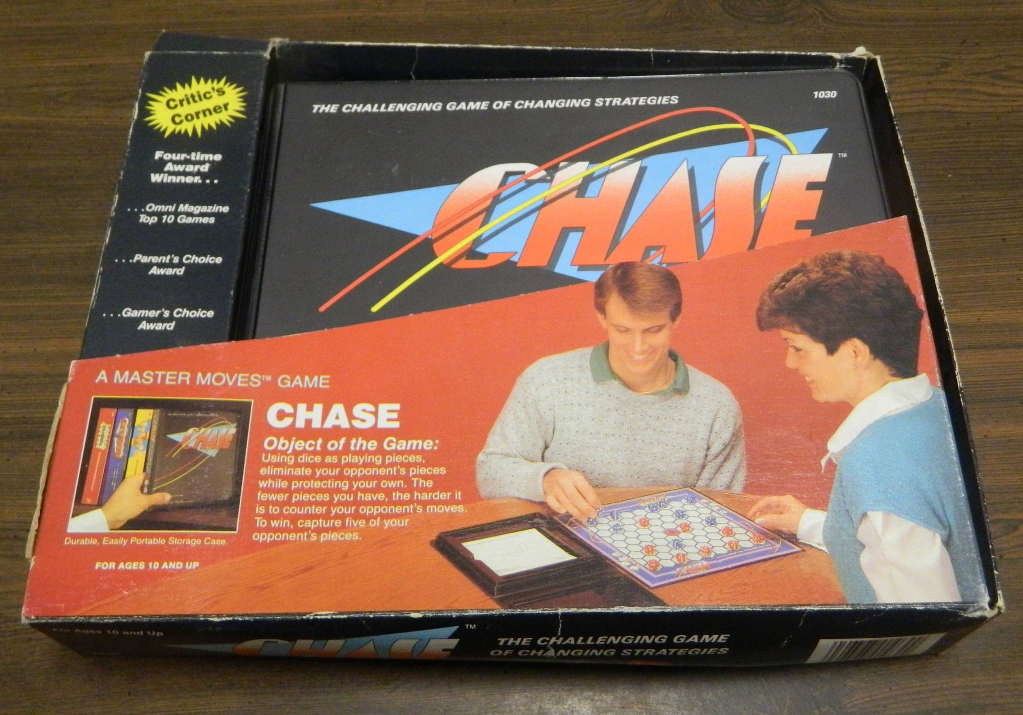 Box for Chase