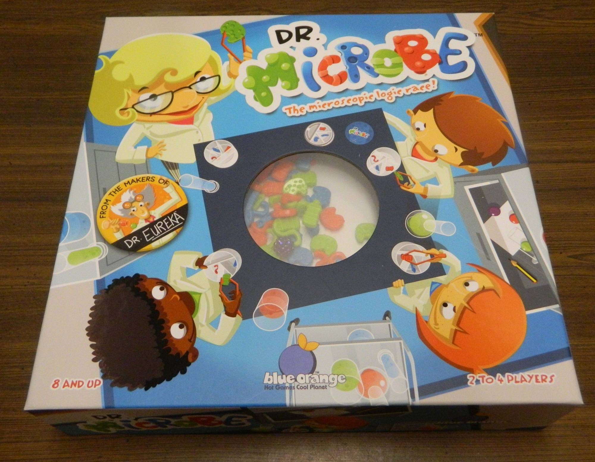 Box for Dr. Microbe