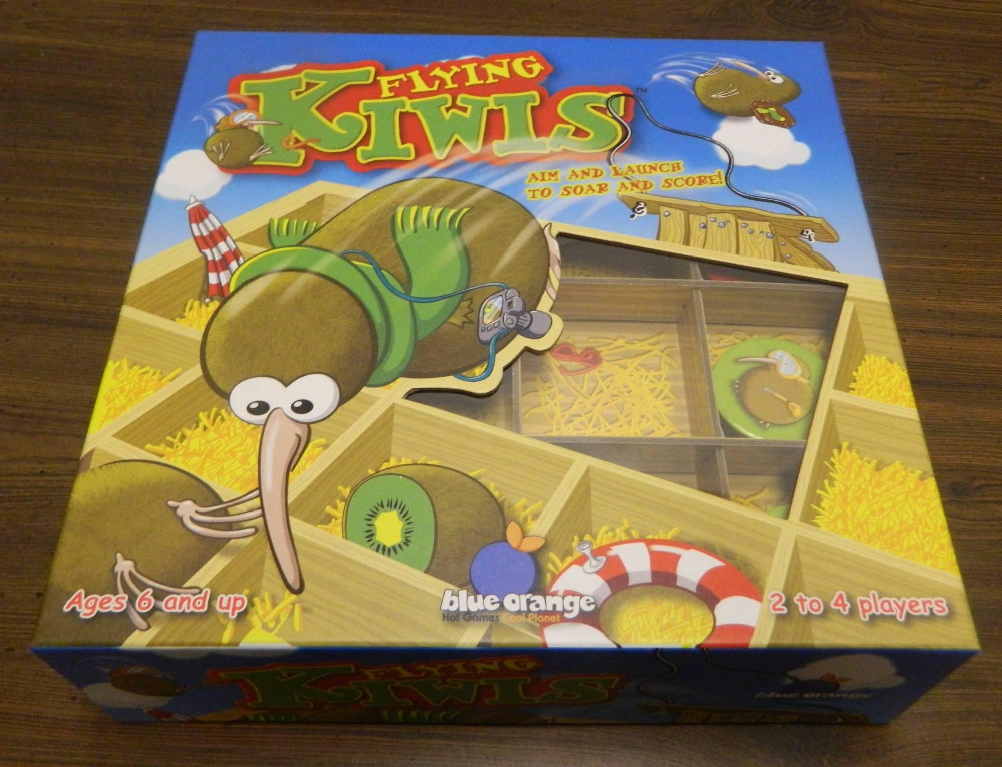 Box for Flying Kiwis