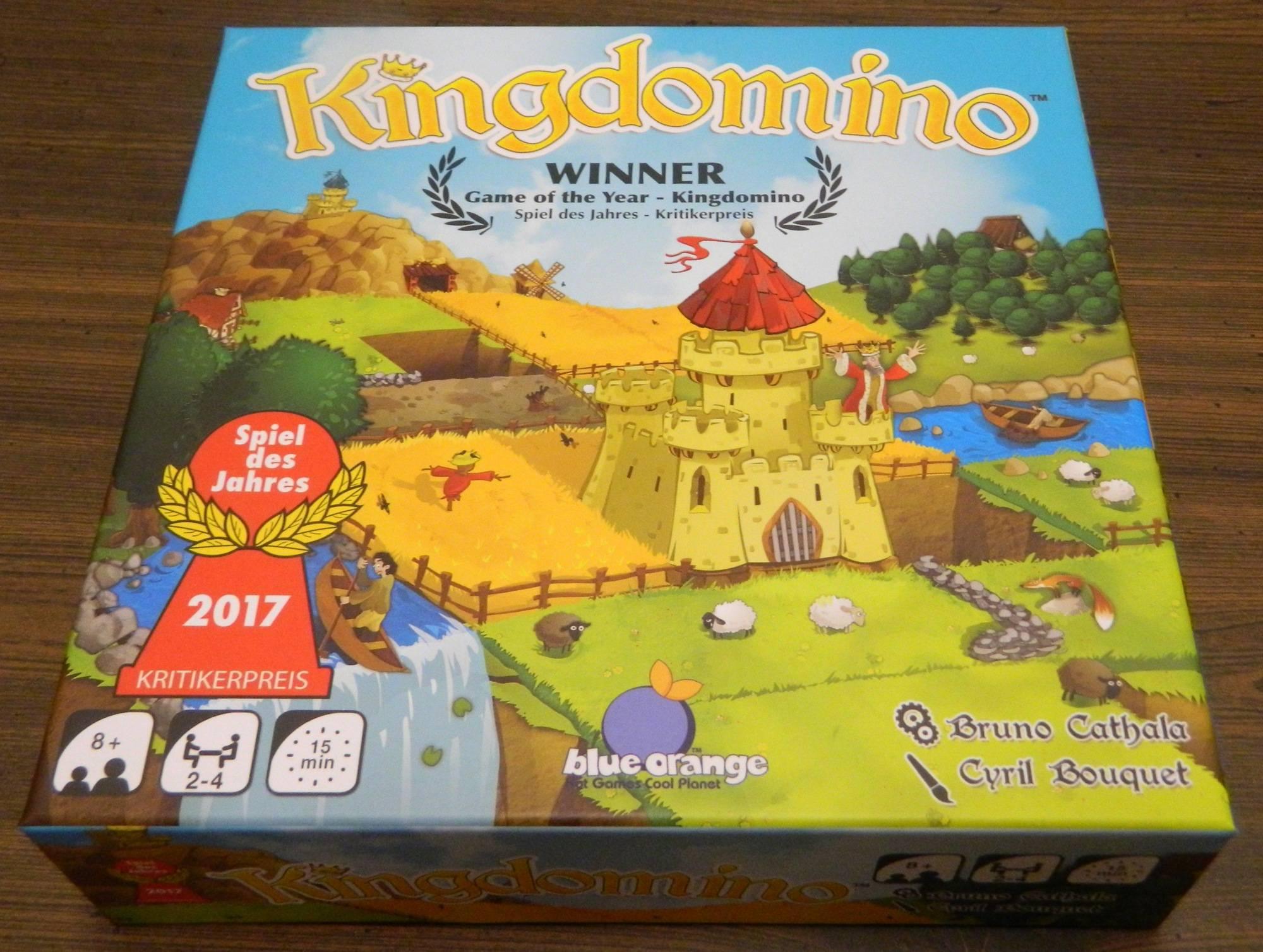 Box for Kingdomino