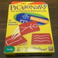 Box for Pictionary Card Game