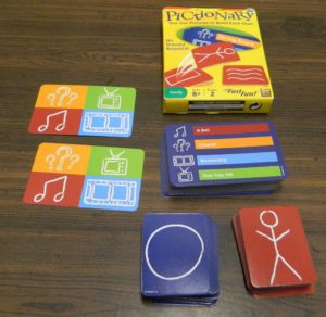 Pictionary Card Game Review and Rules   Geeky Hobbies