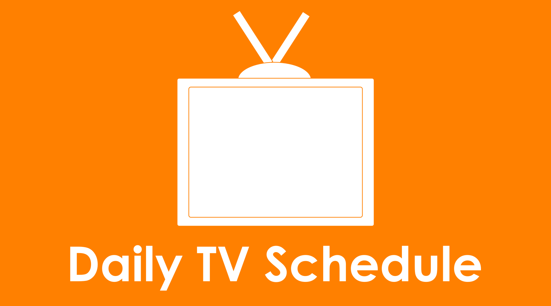 tonight's complete tv listings: october 3, 2018 tv schedule | geeky