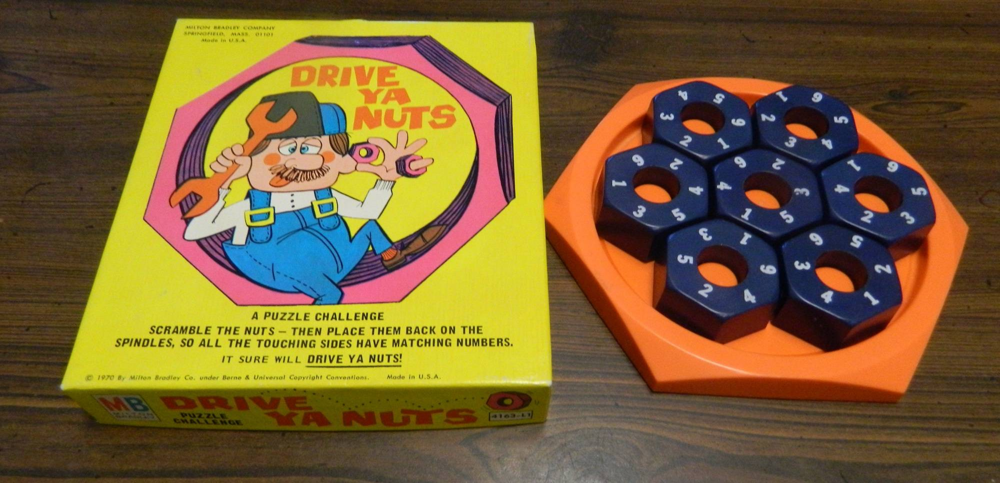 Box for Drive Ya Nuts