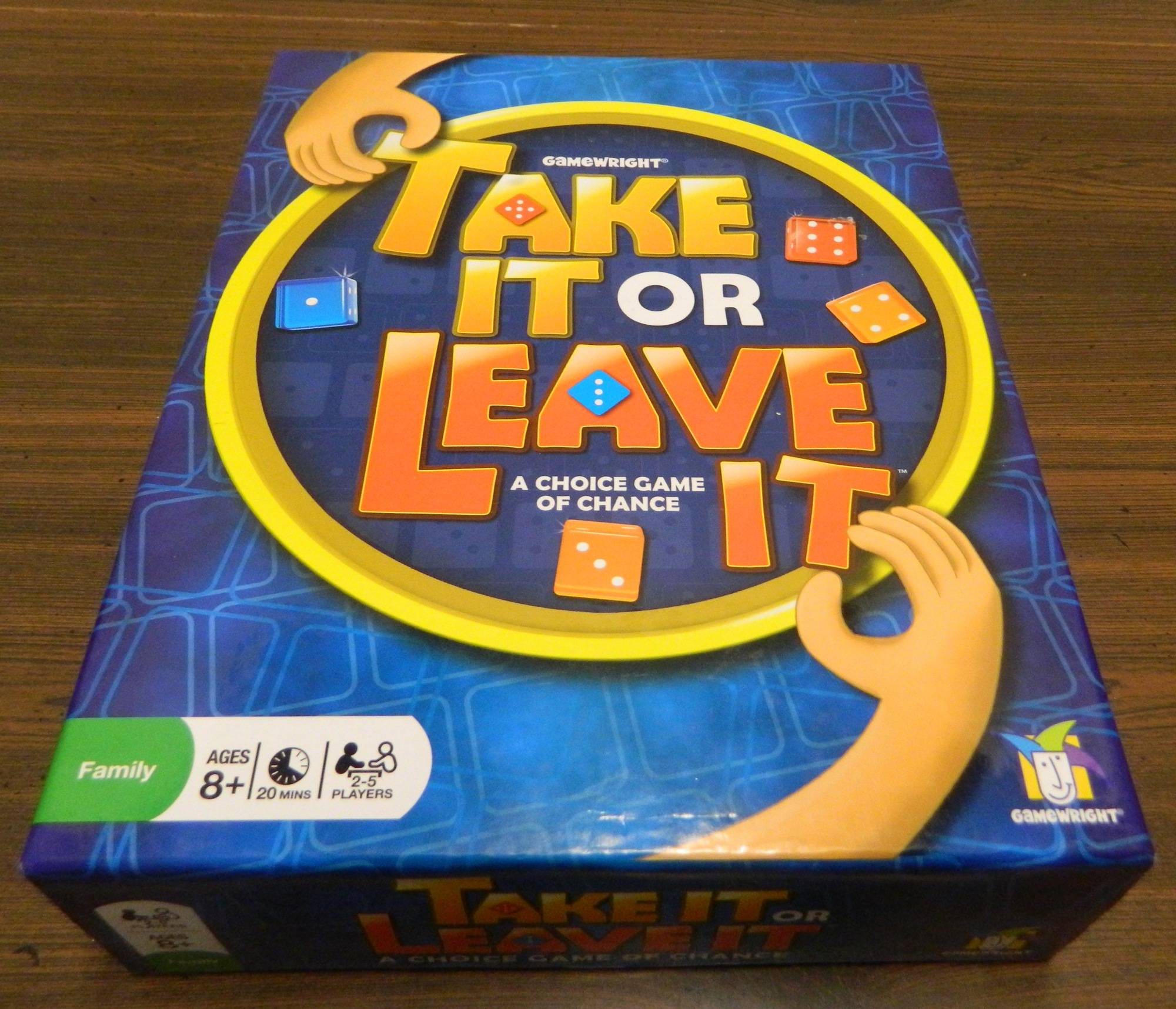 Box for Take It or Leave It