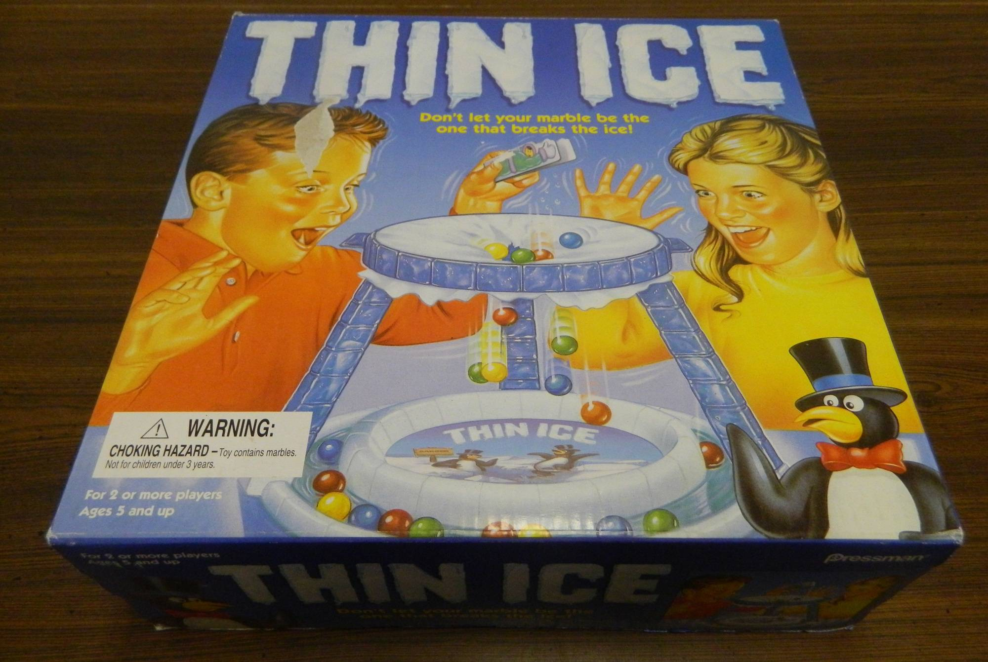 Box for Thin Ice