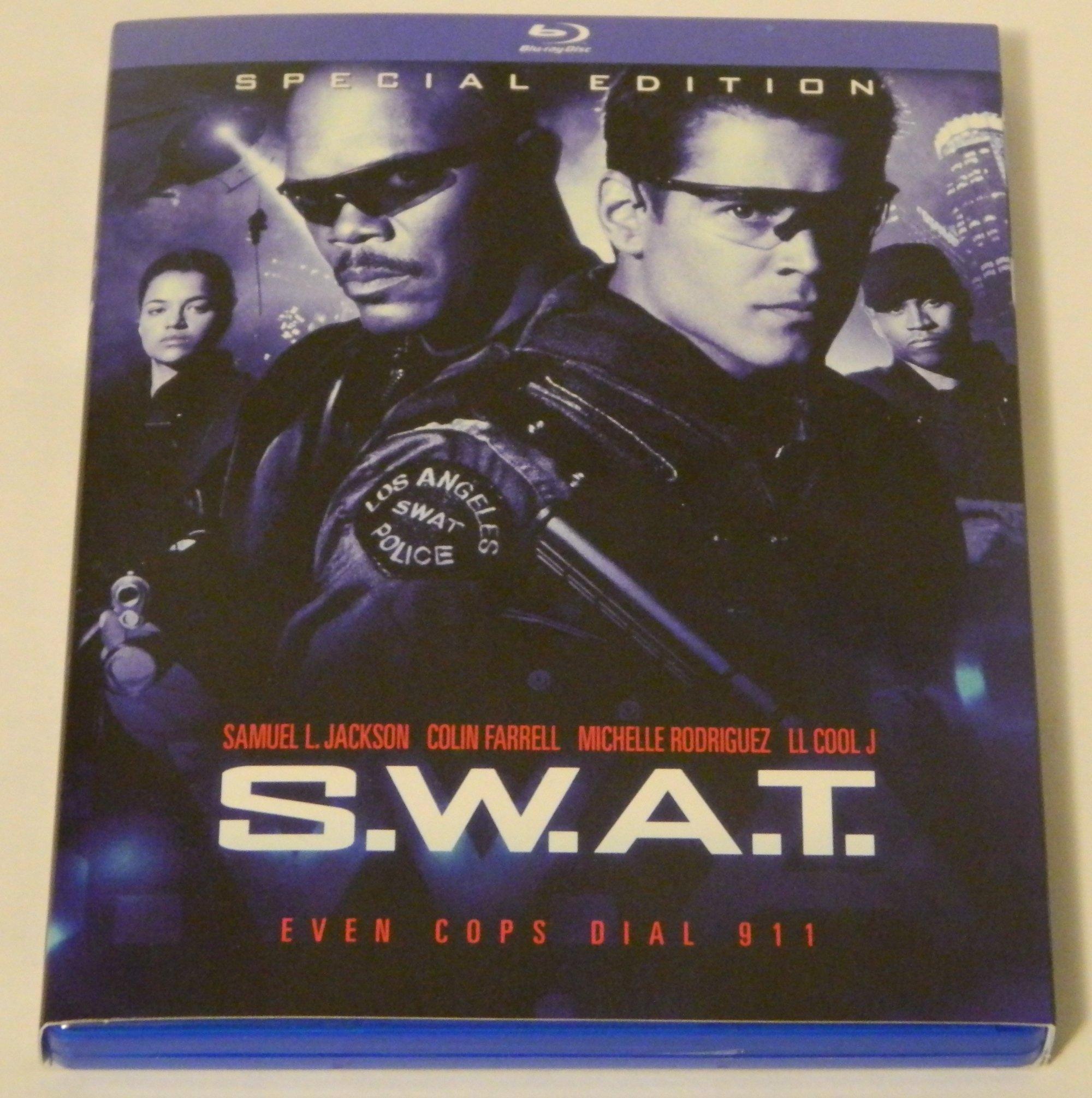 SWAT Blu-ray