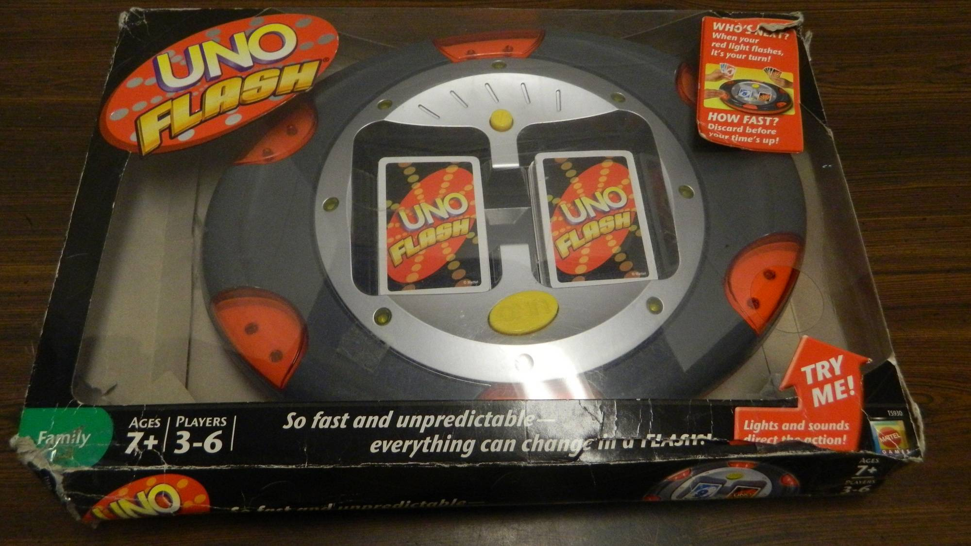 Box for UNO Flash