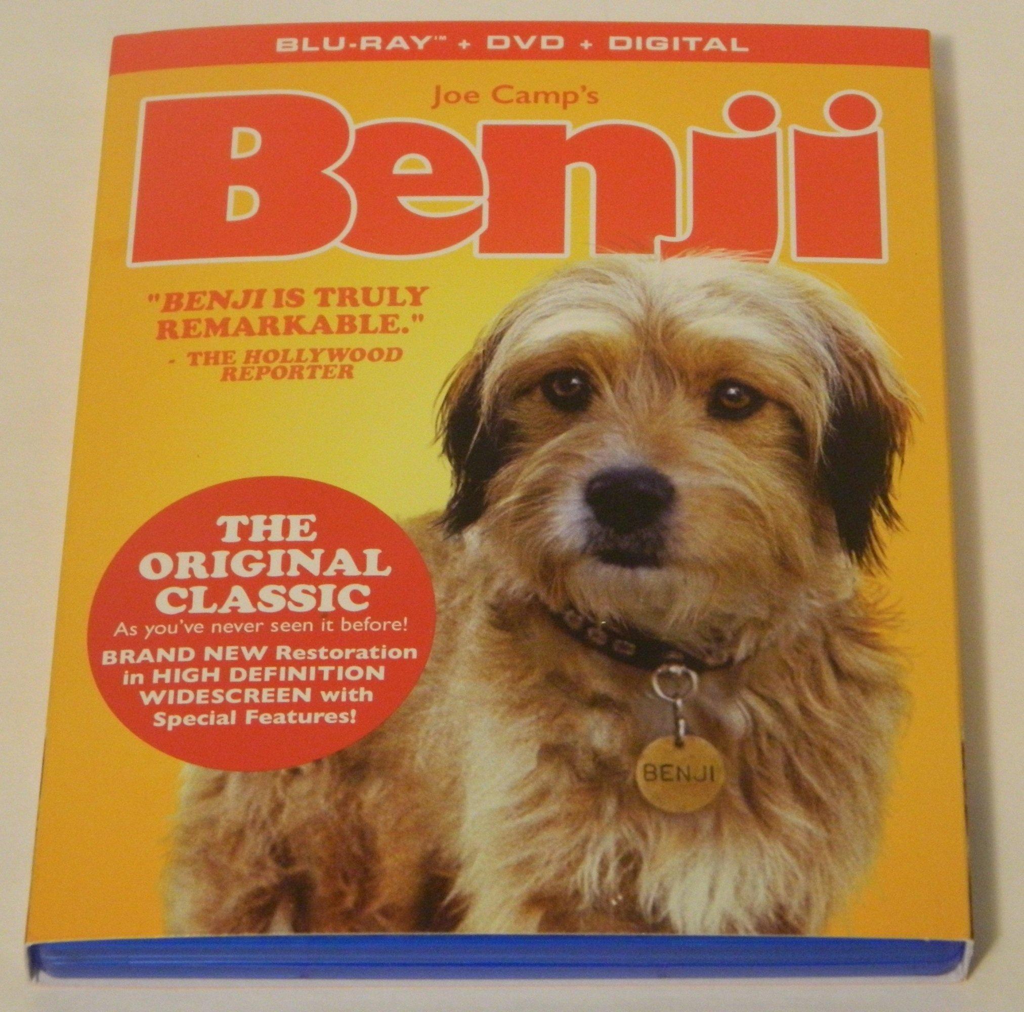 Benji Blu-ray