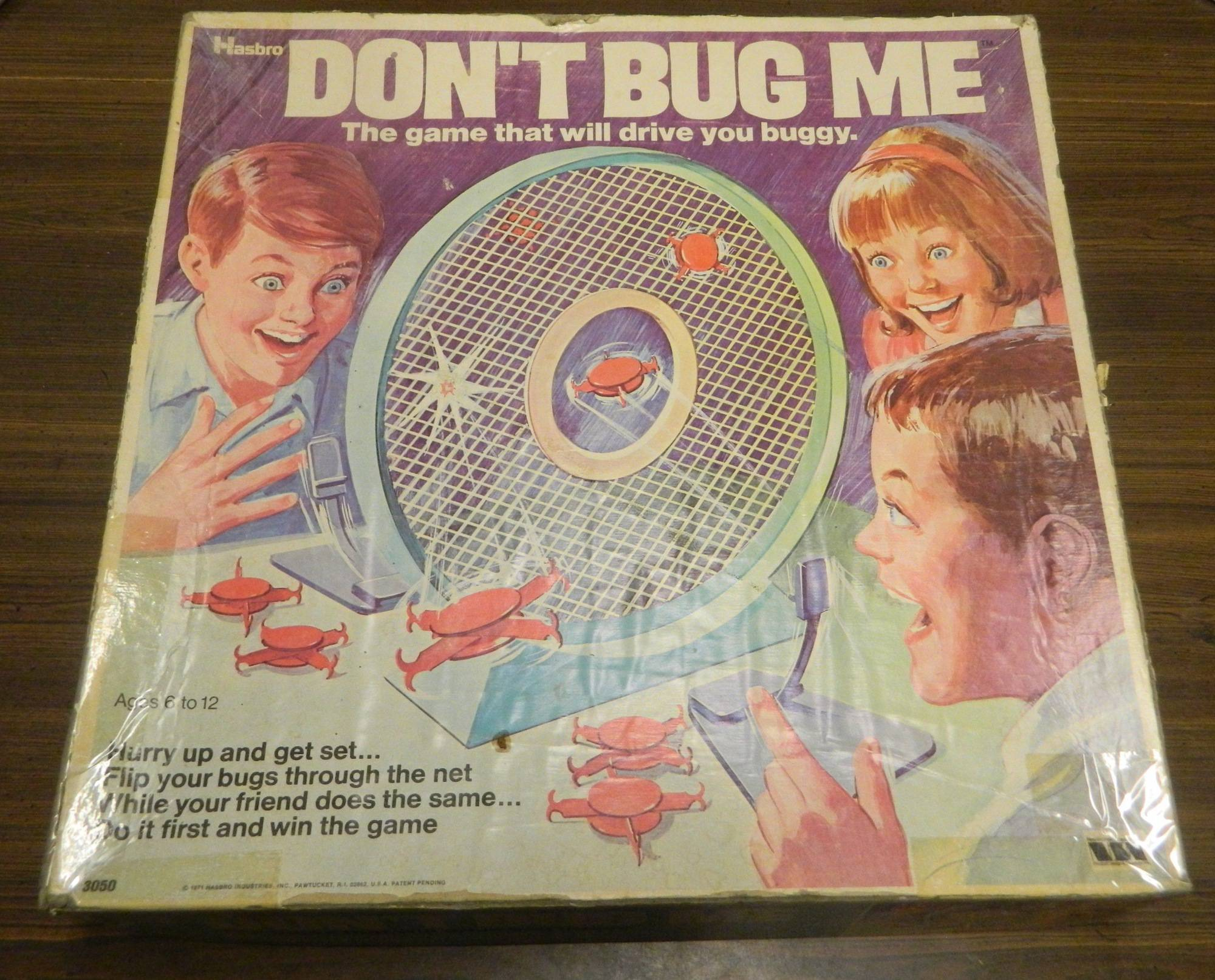 Box for Don't Bug Me