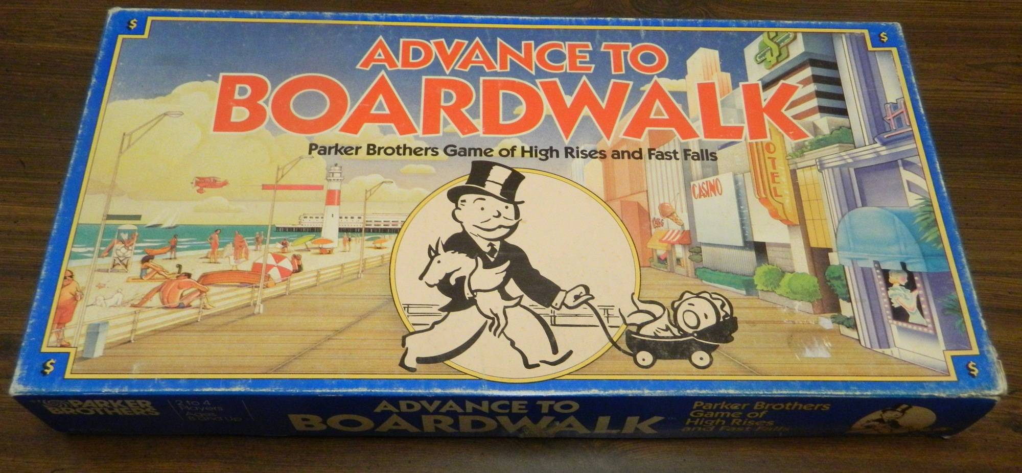 Box for Advance to Boardwalk