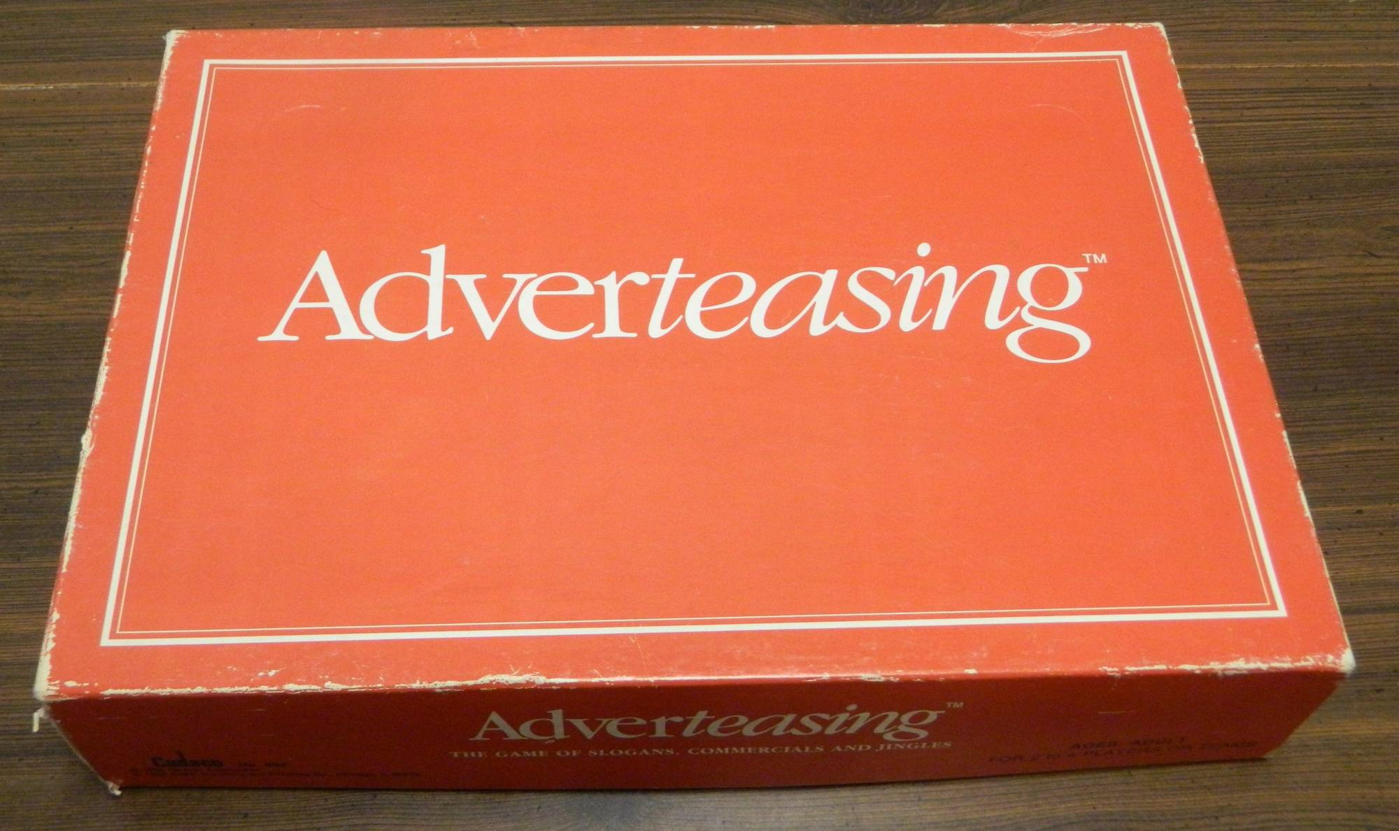 Box for Adverteasing