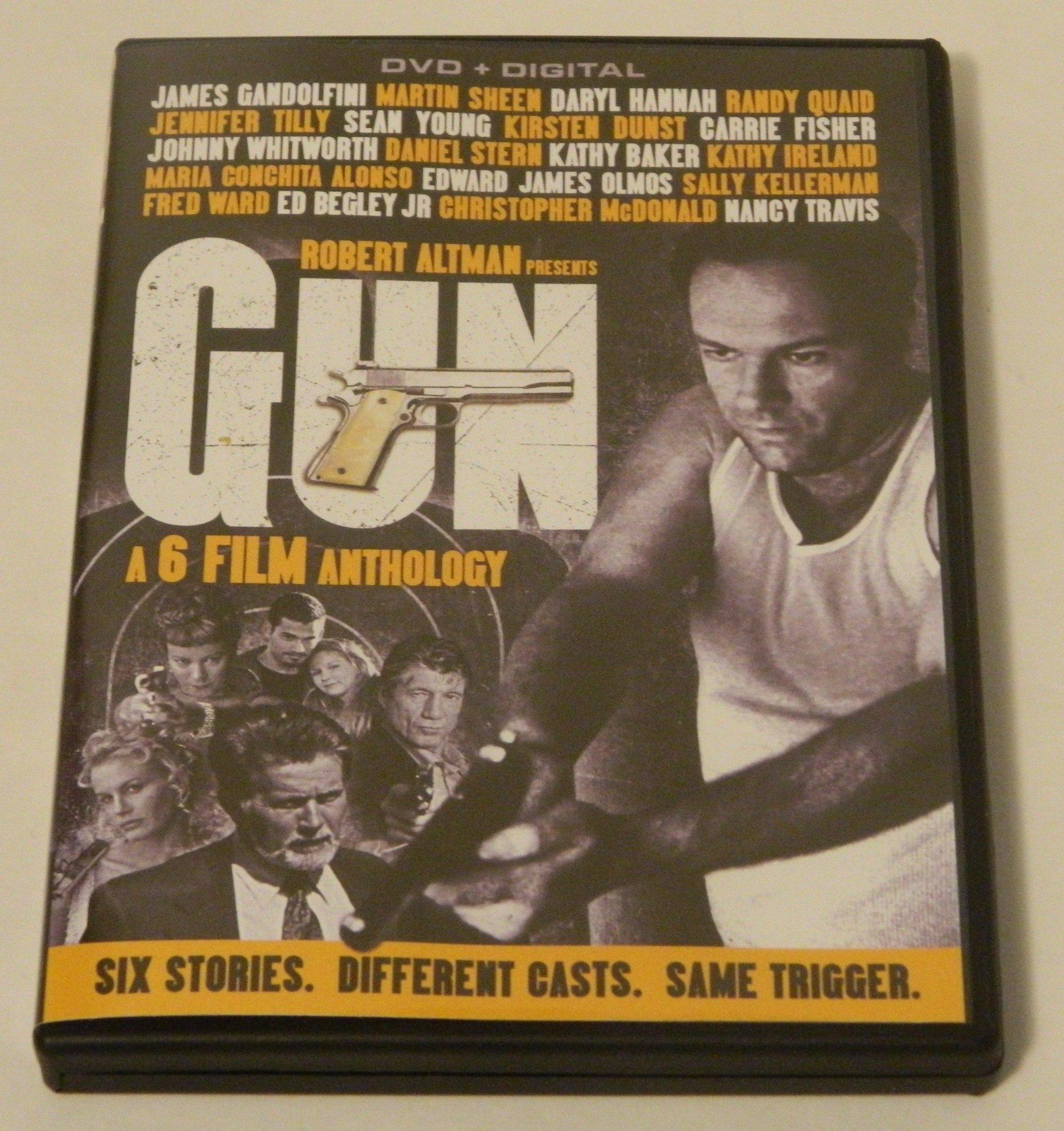 Gun A 6 Film Anthology DVD
