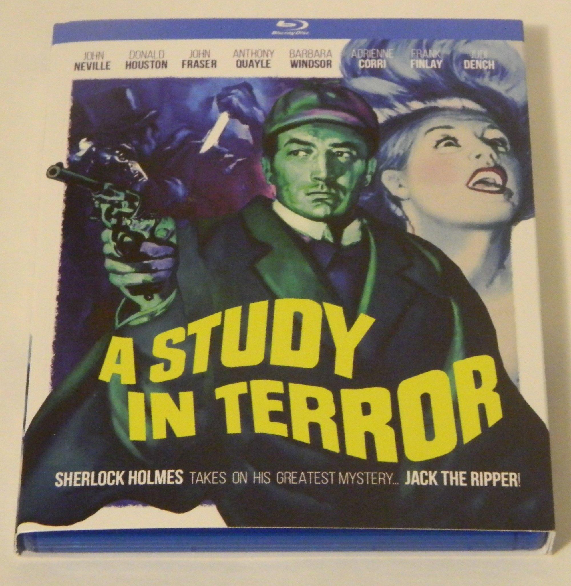 A Study in Terror Blu-ray