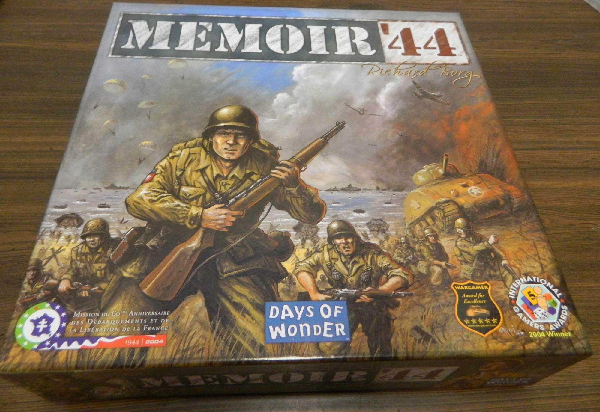 Box for Memoir '44