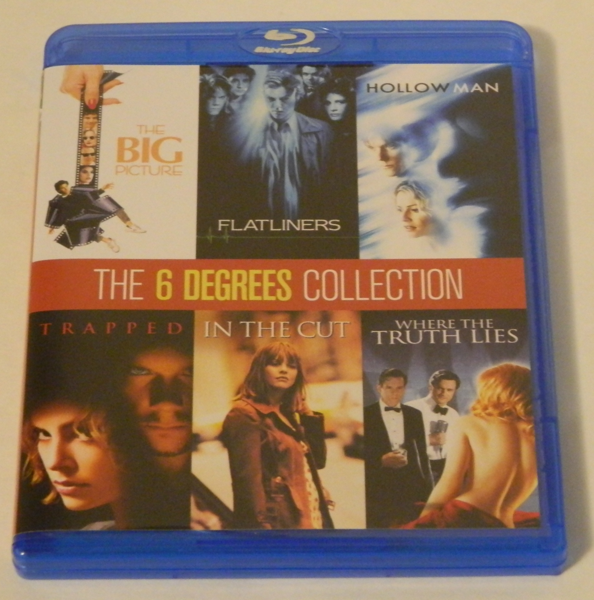 The 6 Degrees Collection Blu-ray