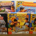 Hasbro's U-Build Games
