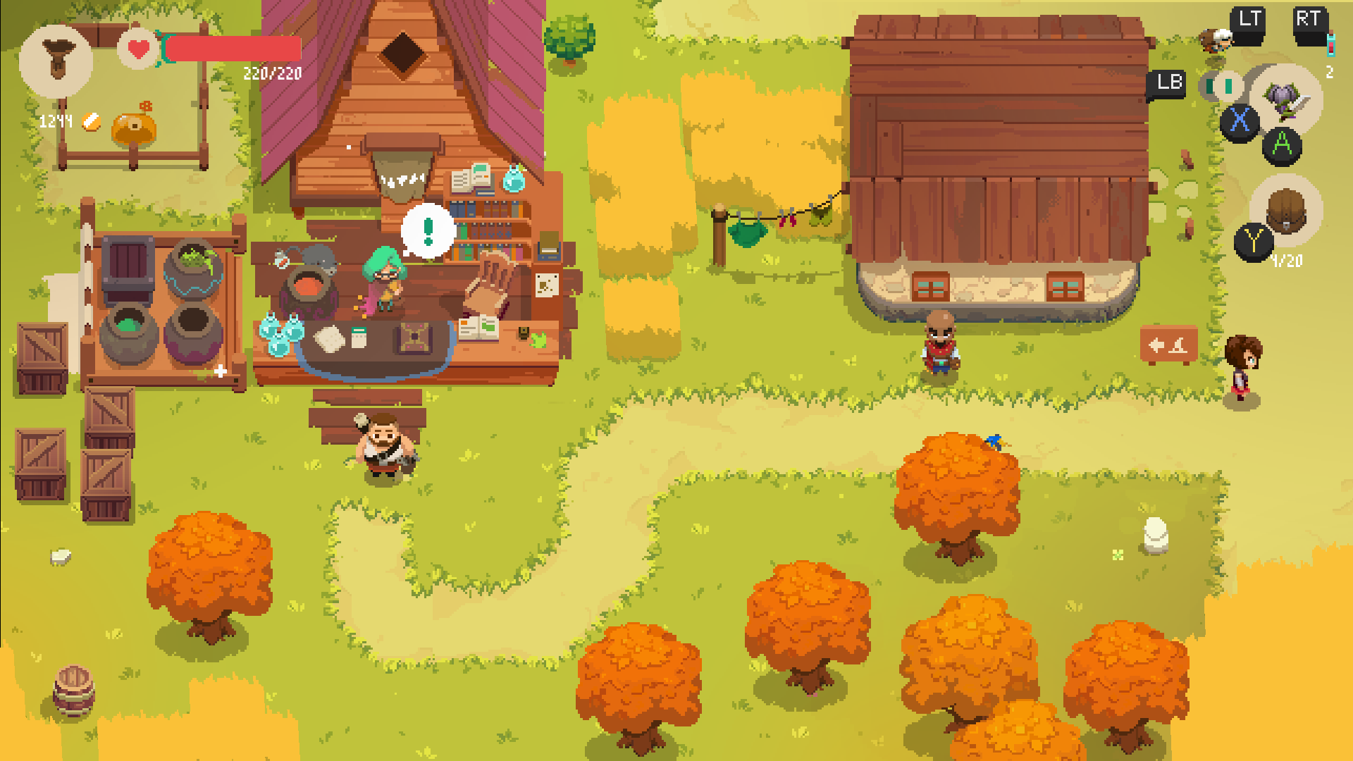 Moonlighter Screenshot