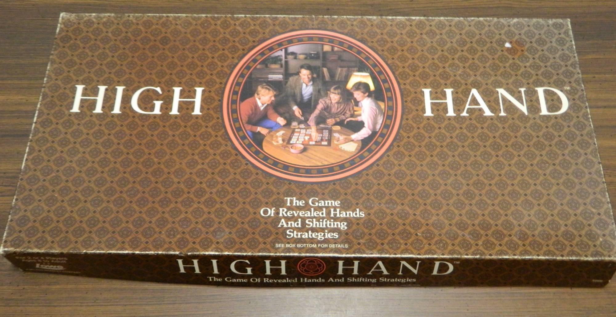 Box High Hand