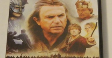 Merlin 3 Film Collection DVD