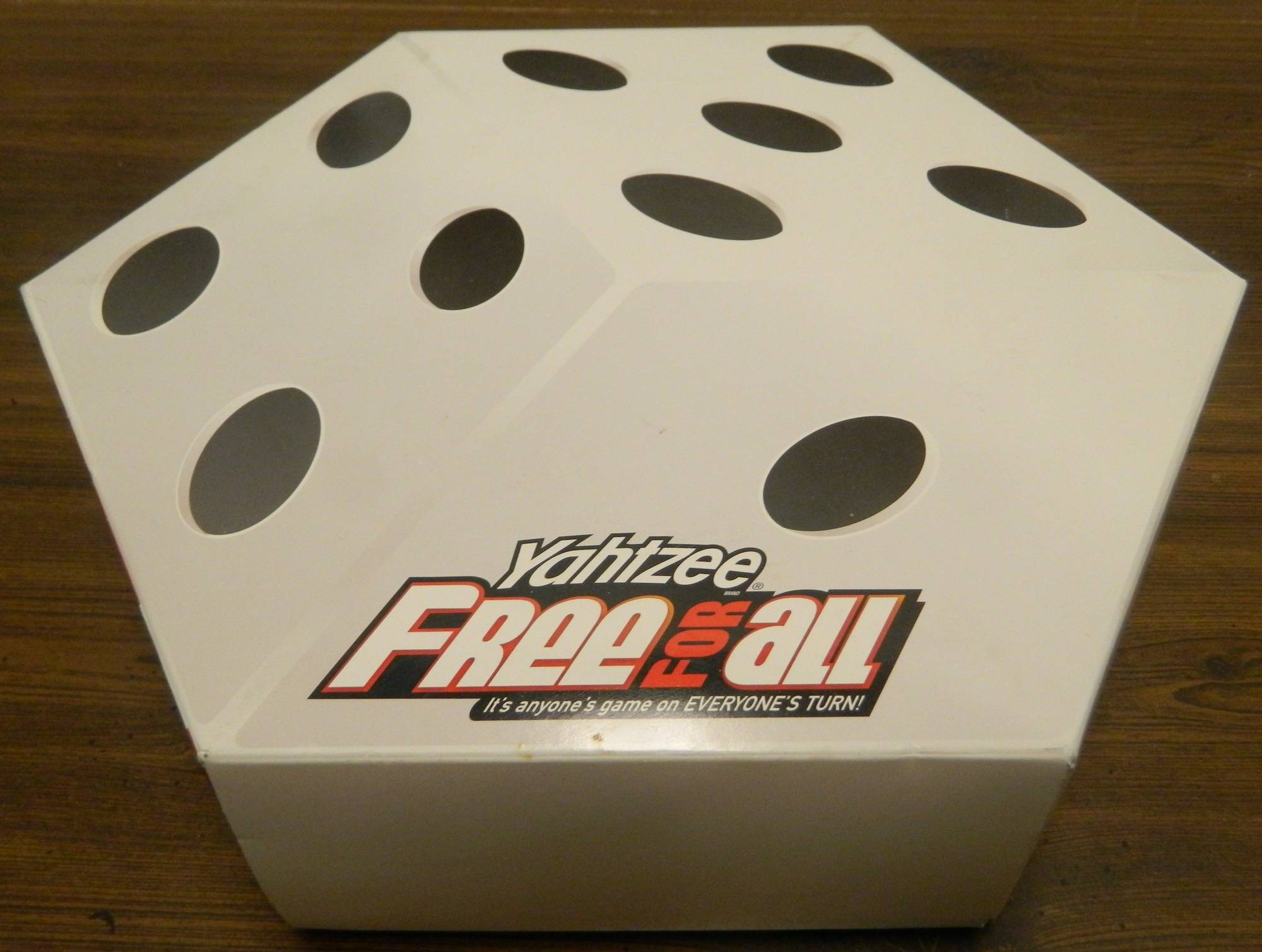 Box for Yahtzee Free For All
