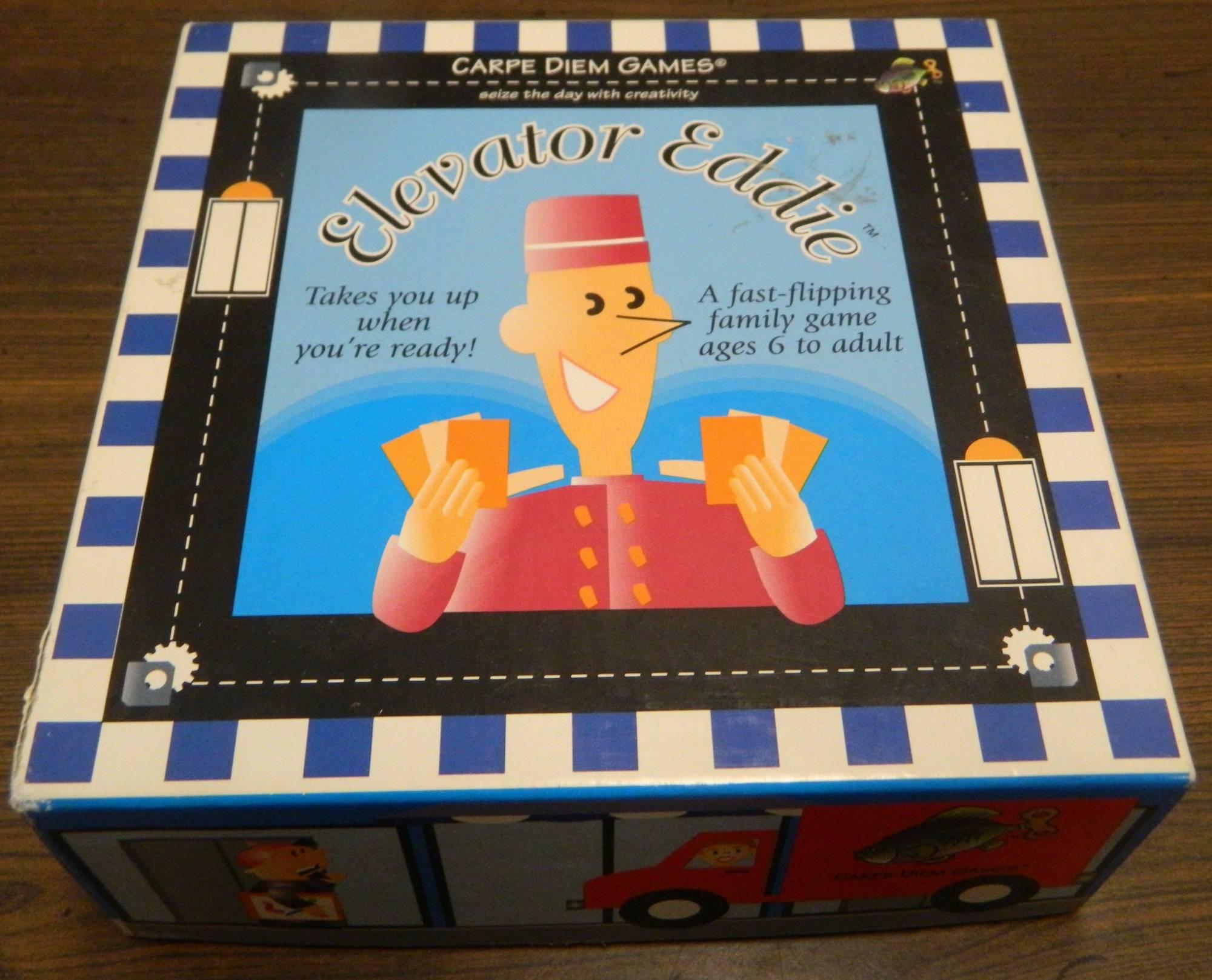 Box for Elevator Eddie