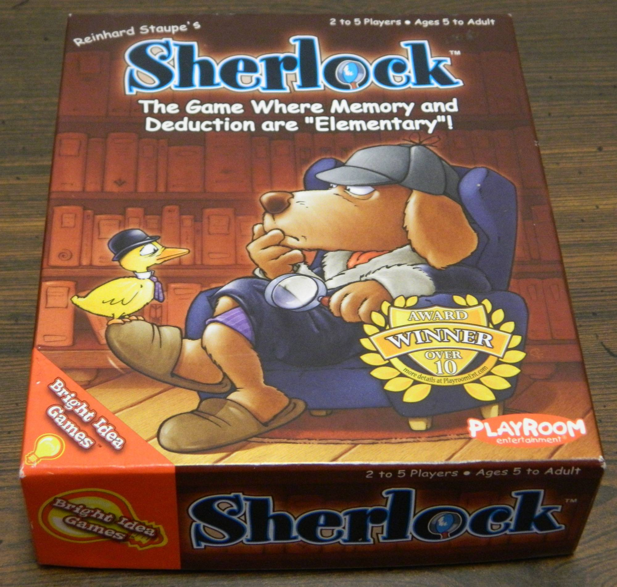 Box for Sherlock