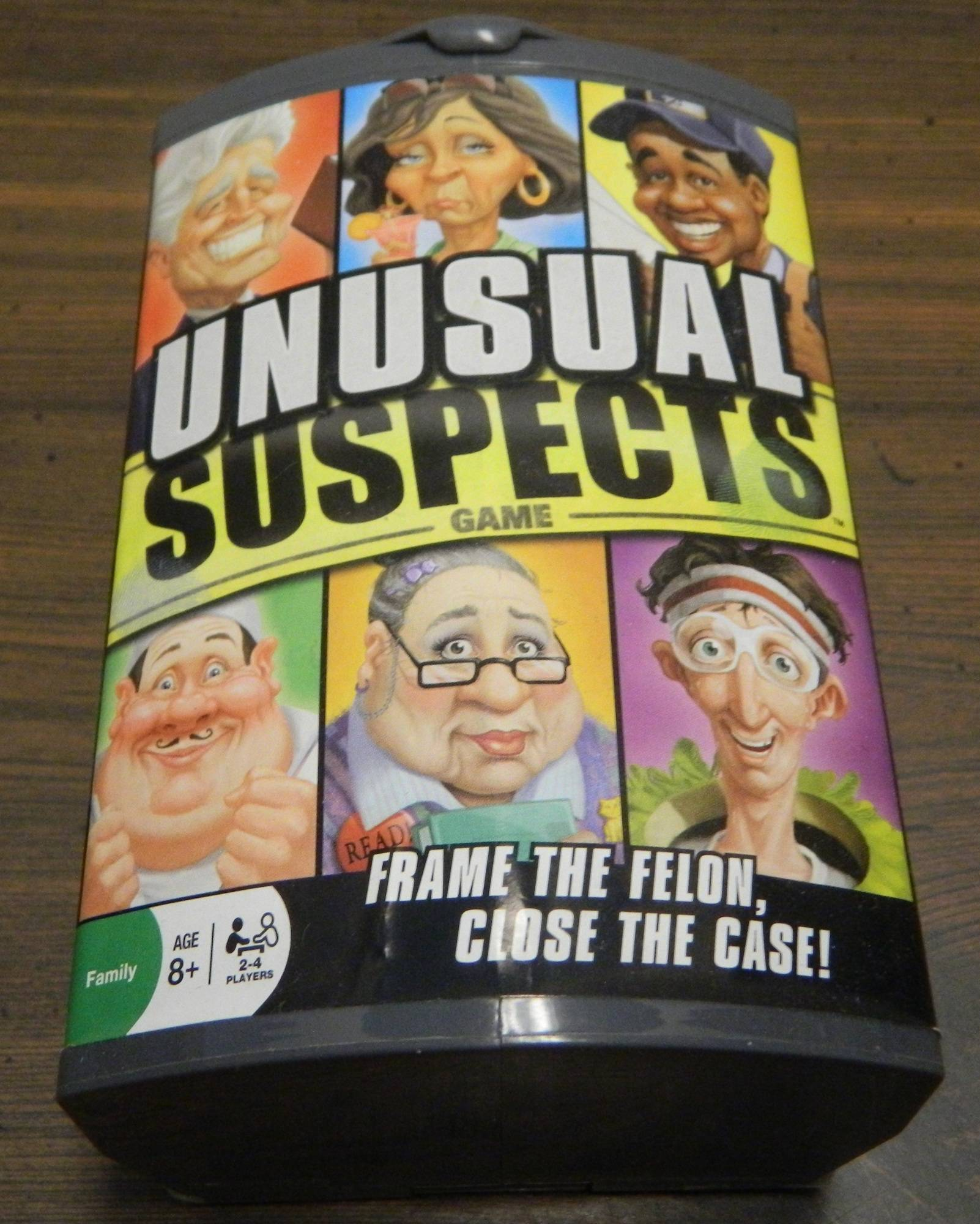 Box for Unusual Suspects