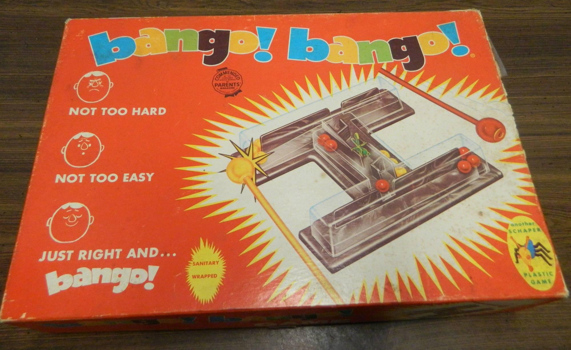 Box for Bango! Bango!