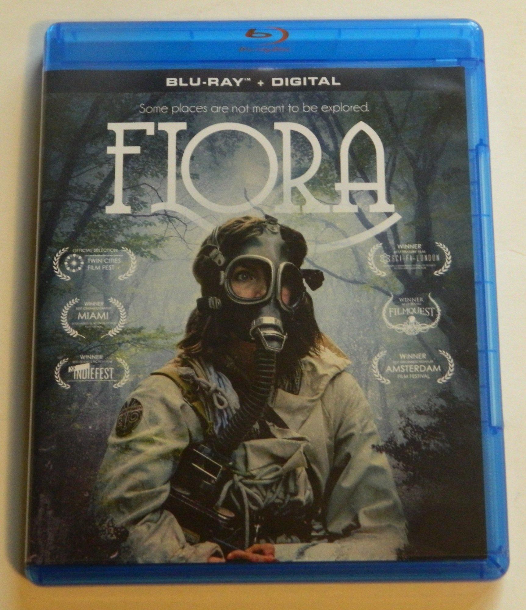 Flora Blu-Ray